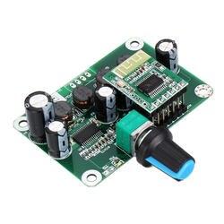 Цифровой стерео аудио усилитель мощности TPA3110, Bluetooth 4,2, 30 Вт + 30 Вт, плата модуля 12-24 В для автомобиля, USB-динамик, портативный динамик