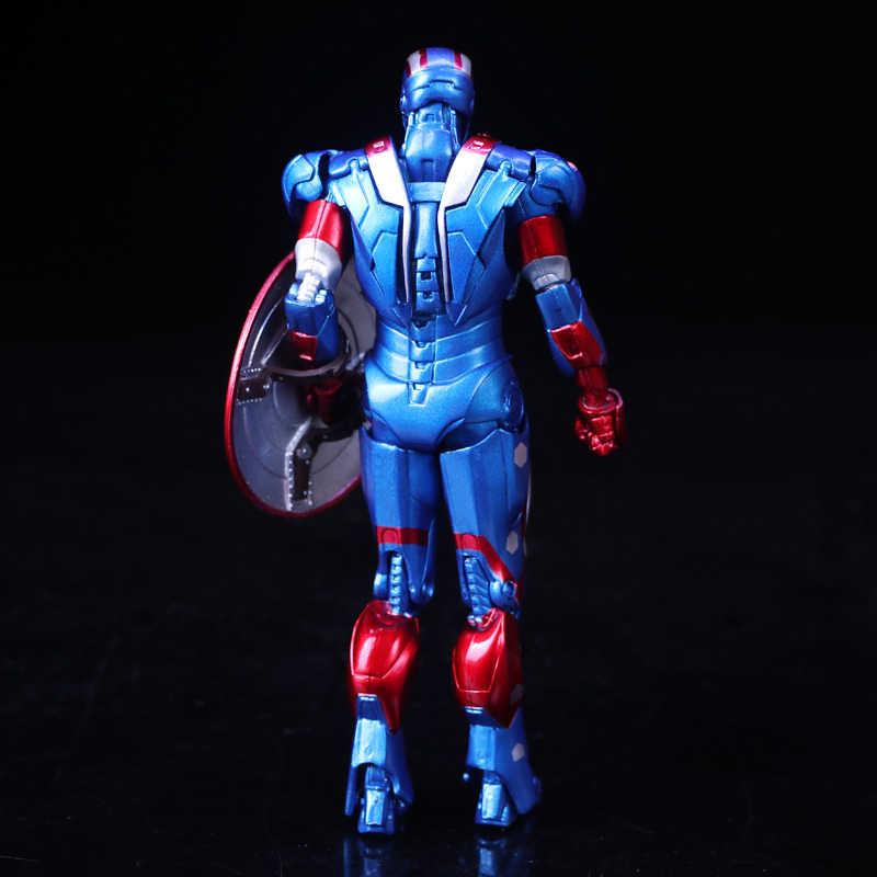 """Ms legends selecionar avenger armor ferro-patroit armor 7 """"figura de ação solta"""