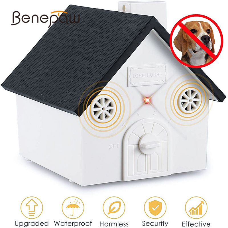 Benepaw Adjustable Anti Barking Device Ultr…