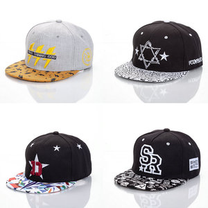 Acrylic Embroidered headwear outdoor casual sun baseball cap for man and women fashion new Hip Hop cap hat Female male(China)