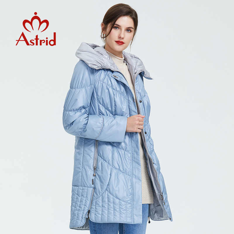 Astrid jacket winter women coat Casual female Parkas Female Hooded Coats solid ukraine Plus Size fashion style best AM-5810
