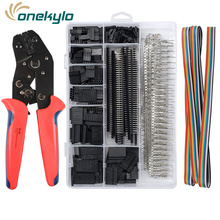 SN-28B 1500PCS Dupont crimping tools for 0.25-1.0mm² Non-insulated Tabs,ATX,EPS,PCIE And SATA Power Pins hand crimper pliers