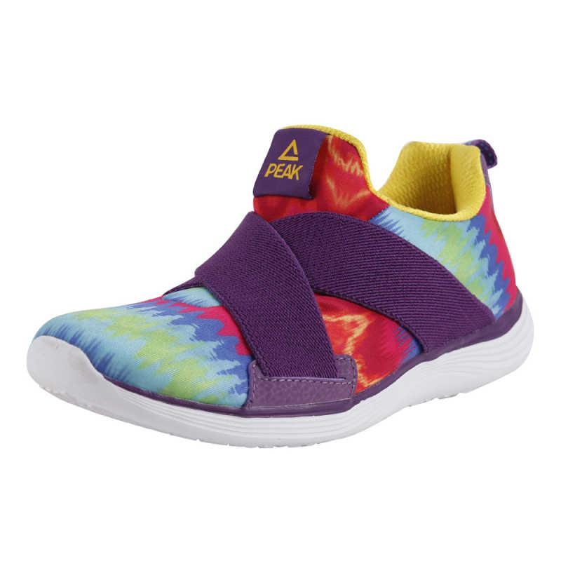 שיא נשים ריצה נעלי אופנה אור משקל ריצה נעלי zapatos de mujer כושר סניקרס גומי באיכות גבוהה זוג נעלי ספורט
