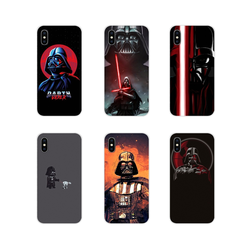 Darth Vader Star Wars Child For Motorola Moto X4 E4 E5 G5 G5S G6 Z Z2 Z3 G G2 G3 C Play Plus Accessories Phone Shell Covers