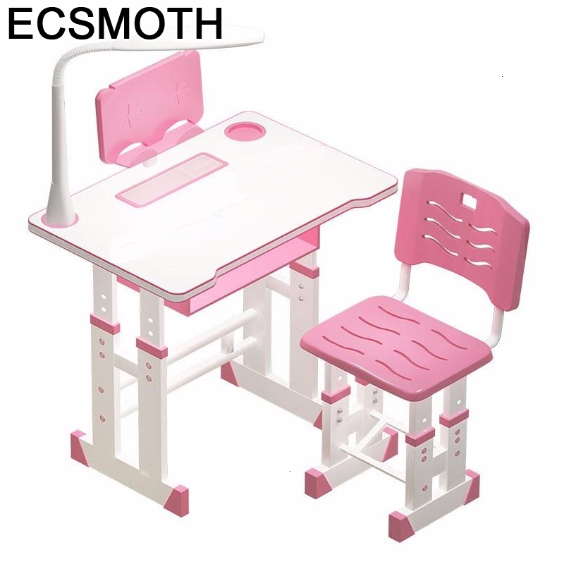 Baby Stolik Dla Dzieci Y Silla Play Desk And Chair Kindertisch Adjustable Bureau Enfant Mesa Infantil Study Table For Kids