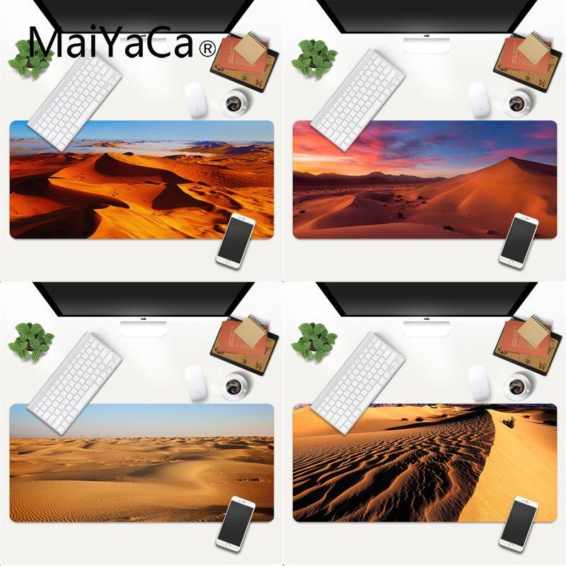 Your Own Mats Desert Natural Rubber Gaming mousepad Desk Mat Gaming Mouse Pad Large Deak Mat 600x300mm for overwatch/cs go