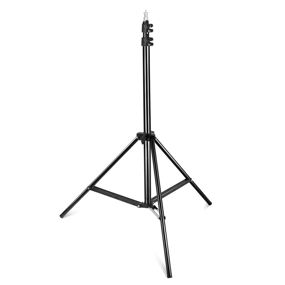 3200-5600K CRI96+ Dimmable Light with U Bracket and Barndoor 2 Softbox for Studio Photography Video Shooting Neewer 2 Pieces Bi-color 660 LED Video Light with Stand and Softbox Kit: 2 2 Light Stand