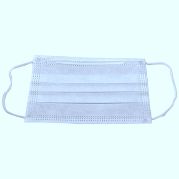 150PCS 3-Ply Anti-Dust Disposable Salon Earloop Face Mouth Masks White Safety Masks