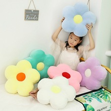 Toy Cushion Flower Plush-Pillow Sofa Stuffed-Doll-Chair Cartoon Lovers Soft 40cm Plant
