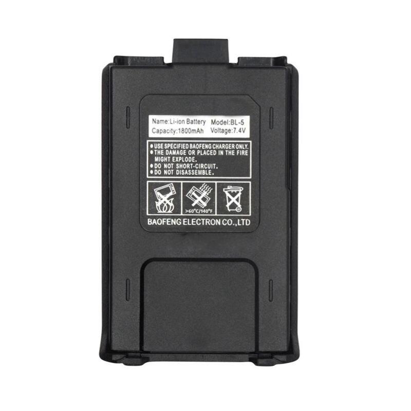 800mah BL-5 Original Li-Ion Baofeng Uv5r Battery For Radio Walkie Talkie Accessories Baofeng UV 5R Uv-5re 5ra Uv 5r Battery