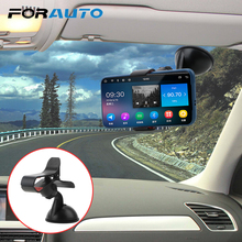 Car-Bracket Clip-Holder Strong-Suction Windshield-Mount Rotating FORAUTO 360-Degree