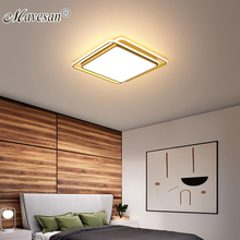 Modern Ceiling Lights Lamp Ceiling Black White Gold Lampshade High Quality Ceiling Lamps For Dining Room Bedroom Surface Mounted