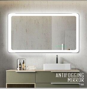 Bathroom Mirror LED wall lamp wash toilet wash bathroom wall lamp bathroom mirror hanging LED lights clothing store mirror light