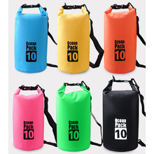 Pocket-Cover Dry-Backpack Water-Proof Beach Bucket-Light River-Bag Drifting Swimming