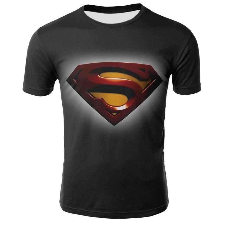 Fun Deadpool Shirt Tee 3D Gedrukt T-shirts Mannen Fitness Kleding Mannelijke Tops Grappige T-shirt Superman Deadpool Kostuum Display