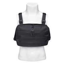 Functional Tactical Mens Breast Bag Hot Mode Mini Rig Collection Streetwear Shoulder Fanny Block Belt