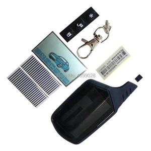 A91 ЖК-экран гибкий кабель + чехол для корпуса брелка A91 для автомобильной сигнализации StarLine A91 LCD пульт дистанционного управления брелок для к...