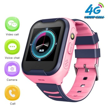 kinyo 2018 smartwatch amoled 1 16gb mt6737m lte 4g network android 7 0 gps heart tracker smart watch for men for xiaomi lem7 Smart  Watch Kids GPS 4G LTE Network SOS Call HD Vedio Camera Sim Card  Waterproof Android SmartWatch For Huawei Iphone Samsung
