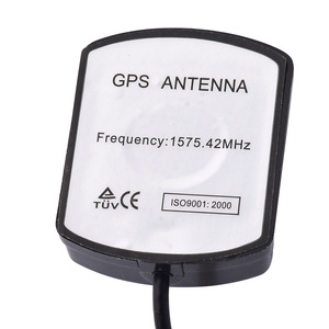 Image 4 - Superbat 1575.42MHz GPS Active Antenna WICLIC Plug Connector Aerial 3M Vehicles Car Tracking Navigation System Signal Booster
