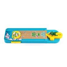 Мини-лягушка игрушка-мяч для боулинга детский Рабочий стол родитель-ребенок интерактивные детские игрушки пусковая площадка Боулинг мраморный стол Gam