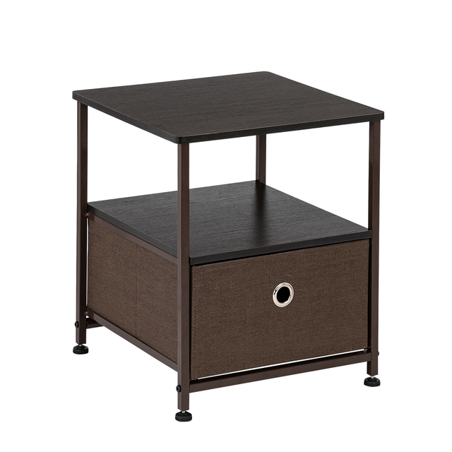 Nightstand 1-Drawer  & Accent End Table  1