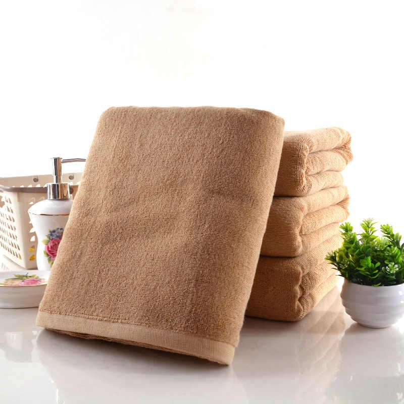 Congresso do povo uso do salão de beleza cama 1.8 algodão toalhas de banho cinza camelo sujeira 1.5 algodão macio no cabelo do hotel