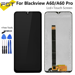 6.1''For Blackview A60 / A60 Pro LCD Display+Touch Screen Digitizer Assembly Repair Parts For A60/A60 Pro Lcd Glass Sensor+Tools