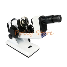 מדריך Focimeter Lensmeter Lensometer NJC 4