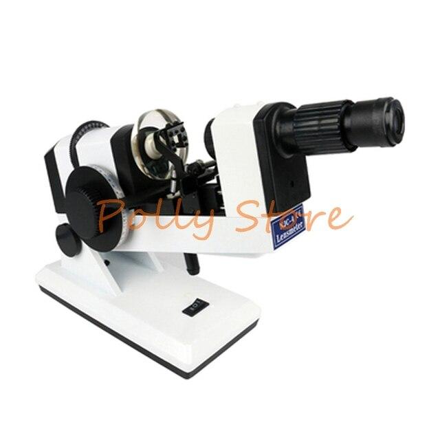 Manuelle Focimeter Scheitelbrechwertmesser Lensometer NJC 4