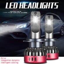 Car Headlight H7 LED H4 LED H1 9005 9006 9012 56W