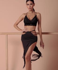 латинская юбка Платье для латинских танцев, платье для латинских танцев, платье для танго, платье для сальсы, ча-самбы, платье для румбы 1933H