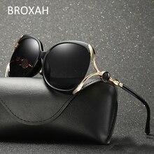 Модные поляризационные женские солнцезащитные очки,, Ретро стиль, пластиковые, для вождения, солнцезащитные очки, женские, UV400, Lunette De Soleil Femme 6217