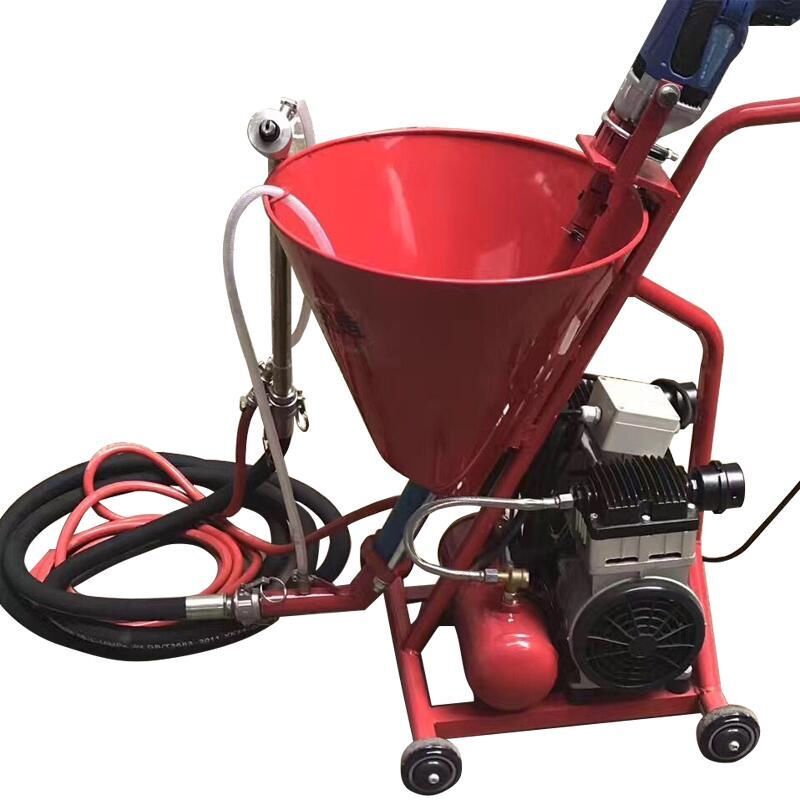 Putty Electric High Pressure Spraying Machine Grouting Machine  Cement Waterproof Mending Leakage Paint Plaster Putty Sprayer