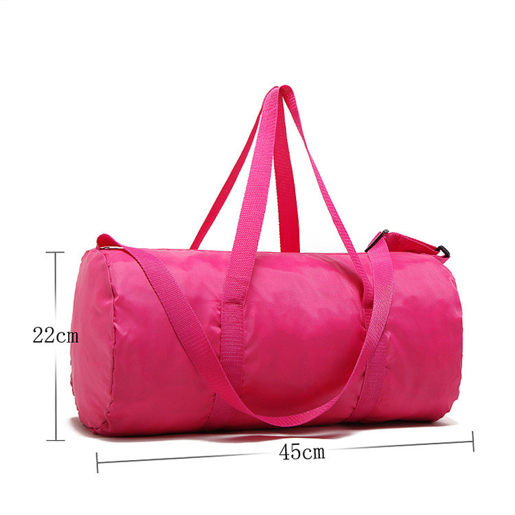 Gym-Bags Nylon Yoga Sports Waterproof Women Travel Outdoor Ultralight Hot Special Foldable