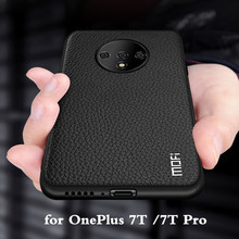 for Oneplus 7t Case Cover for Oneplus 7t Pro Case MOFi Capa 1+7t Coque One Plus 7t Shockproof Housing oneplus 7 T Anti Knock Back Cover oneplus7t Brand New Design Durable