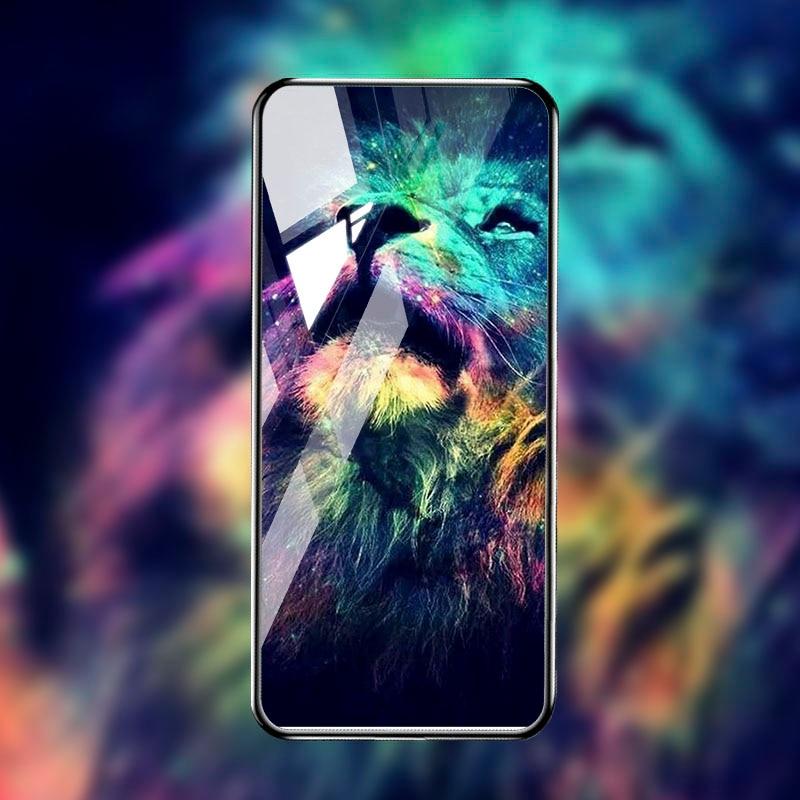 Tempered Glass Case For Xiaomi Redmi Note 8 Pro 7 9S 9 Pro Max Case Star Space Cover For Xiaomi Redmi 8A 7A K30 K20 Mi 10 Lite