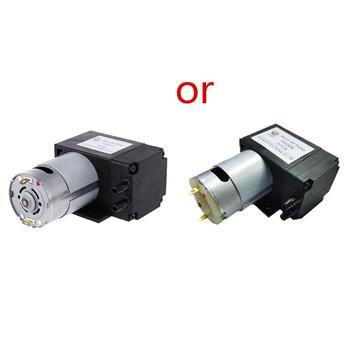 12V Mini pompa próżniowa 8L min wysokociśnieniowa pompa membranowa ssąca z uchwytem tanie i dobre opinie Free_on CN (pochodzenie) Części do bojlerów elektrycznych Micro Vacuum Pump
