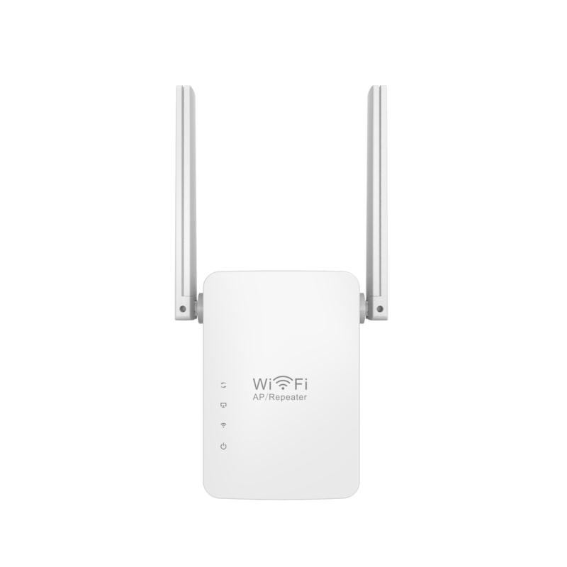300Mbps Wireless-N Wifi Router Repeater Range Extender Bridge Access Point Wifi Range Router Extender 2 Antennas Wr13 Us Plug