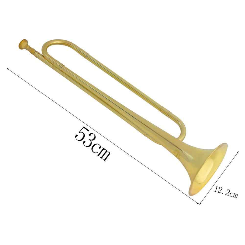 โลหะเยาวชนทรัมเป็ตทรัมเป็ตหนุ่มผู้บุกเบิก Bugle Call นักเรียนฮอร์น Musica สำหรับโรงเรียนประสิทธิภาพ