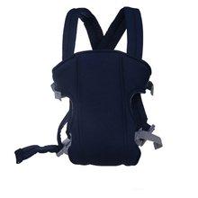 Дышащий новорожденный младенец младенец простой малыш колыбель сумка слинг переноска удобный младенец переноска регулируемый плечо ремень