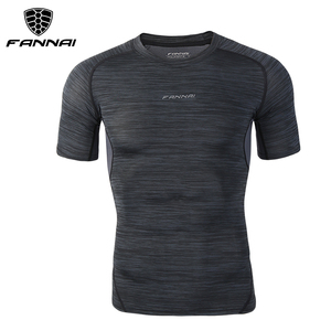 Image 3 - FANNAI New Compression Mens Sport Suits Quick Dry Running sets Sports Joggers Training Gym Fitness Tracksuits Running Sets