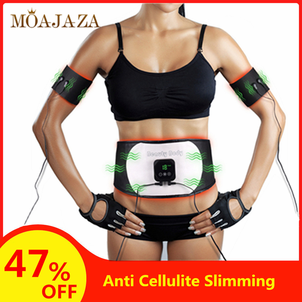 Ems Slim Patch For Weight Loss Flat Stomach Slimming Belt Anti Cellulite Muscle Stimulator Fat Burner Belly Tummy Weight Remover Slimming Product Aliexpress