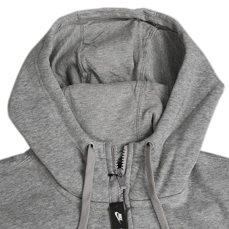 Original NIKE NSW HBR HOODIE FZ FLC MEN jacket New Arrival