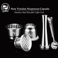 Capsulas de café reutilizáveis do filtro de café da cápsula recarregável do café|Filtros de café| |  -
