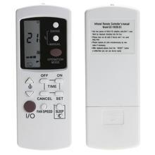 Conditioner Air Conditioning Universal Remote Control Suitable for Galanz GZ 1002A GZ01 BEJ0 000 mando garaje universal