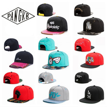 Snapback Hat Baseball-Cap Gorras-Bone PANGKB Outdoor Wholesale Casual Men Women Adult