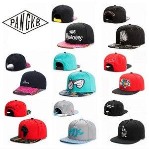 PANGKB Brand CAP Wholesale and retail snapback hat men women adult hip hop Headwear outdoor casual sun baseball cap gorras bone