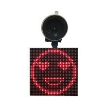 2019n полноцветный светодиодный экран Автомобильный дисплей видимость светящийся беспроводной пульт дистанционного управления приложением одна Автомобильная линия одно зарядное устройство одно всасывание# P20