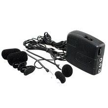 Motorcycle Helmet Headphones Modified GPS MP3 Motorbike Intercom Headset Accessories 3.5mm Plug