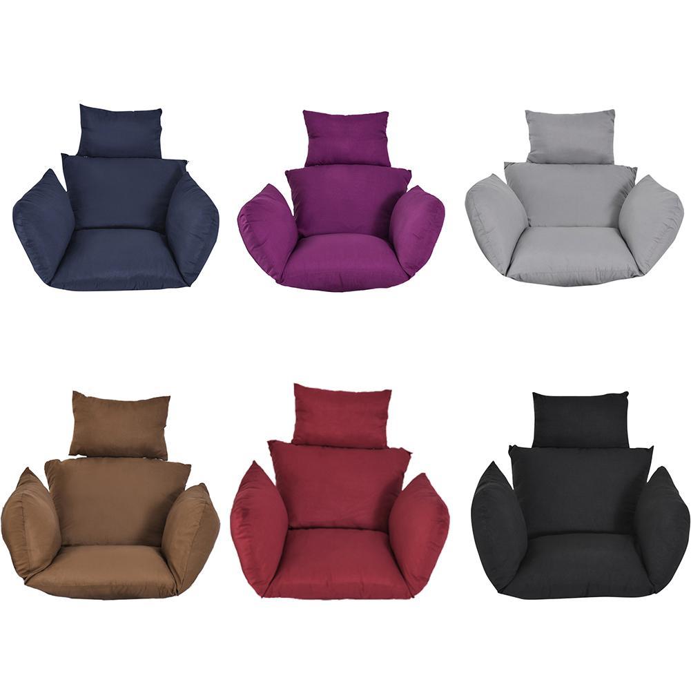 เปลญวนแขวนเก้าอี้แกว่งสวนกลางแจ้งที่นั่งเบาะที่นั่ง 220 กก.ห้องนอนห้องนอนแขวนเก้าอี้กลับห...